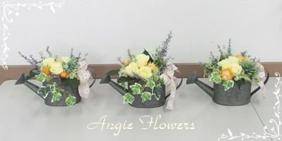 プリザーブドフラワー花教室